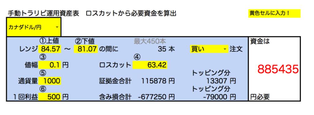 CADトラリピ設定84-81.1